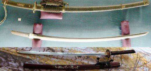 Tachi vs Katana